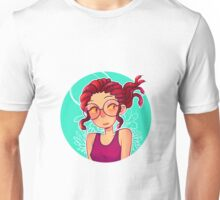 Dorky Medusa Unisex T-Shirt