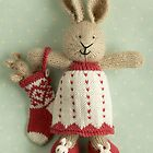 merry christmas Lotta by bunnyknitter
