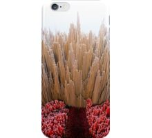 Dark path to the Pale City iPhone Case/Skin