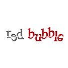 Red Bubble creative logo by &quot; RiSH &quot;