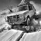 Into the dust by Wild at Heart Namibia