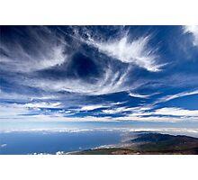 Tenerife Photographic Print