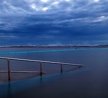 Can You Swim - Narrabeen, NSW by Malcolm Katon