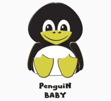 Penguin Baby T-shirt & leggings, etc Kids Clothes