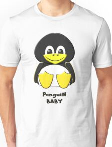 Penguin Baby T-shirt & leggings, etc Unisex T-Shirt