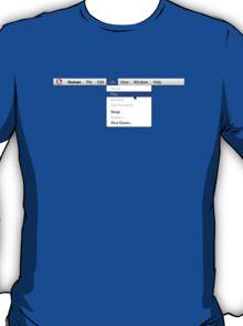 Human: Game of Life v1.0 T-Shirt