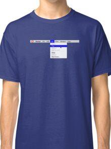 Human: Game of Life v1.0 Classic T-Shirt