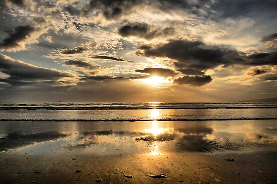 Sunset by Piskins72