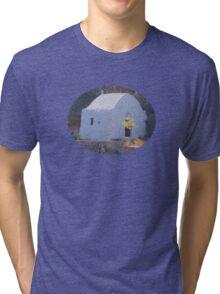 old church Tri-blend T-Shirt