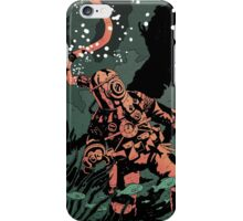 Diver iPhone Case/Skin