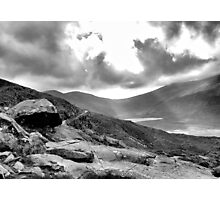 Connor Pass Photographic Print