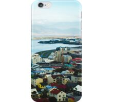 Reykjavik View  iPhone Case/Skin