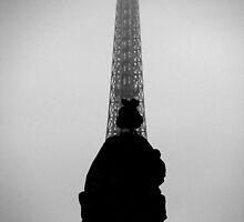 Eifel Tower without point by davi9