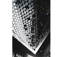 Harpa Reflections  Photographic Print