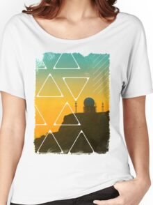 Observatory Women's Relaxed Fit T-Shirt