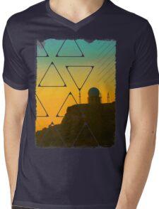 Observatory Mens V-Neck T-Shirt
