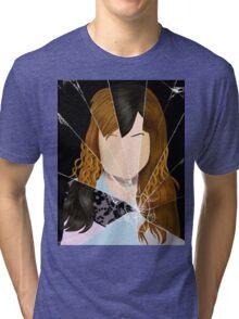Carmilla - Broken Mirror Shirt Tri-blend T-Shirt
