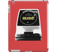 Retro cosmic... arcade adventure in time and space! iPad Case/Skin