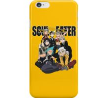 Soul Eater Crew iPhone Case/Skin