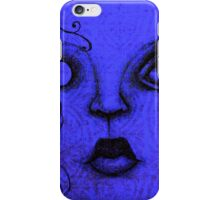 art by ANGIECLEMENTINE iPhone Case/Skin