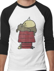 My neighbor Peanut Men's Baseball ¾ T-Shirt