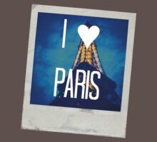 I ♥ Paris Kids Clothes