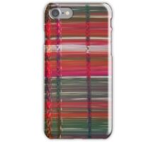 Tartan Blur iPhone Case/Skin