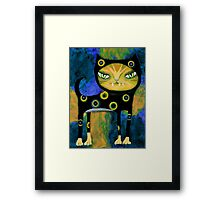 art by ANGIECLEMENTINE Framed Print