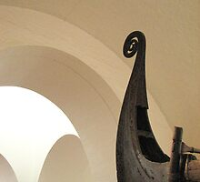 Oslo's Viking Museum by Cvail73