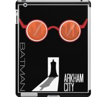 Batman: Arkham City Minimal iPad Case/Skin