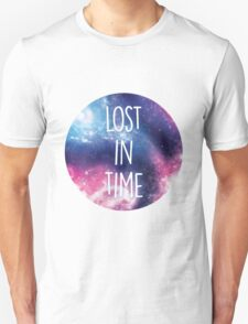 Purple Galaxy Unisex T-Shirt