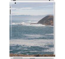 Montaña de Oro State Park, California iPad Case/Skin