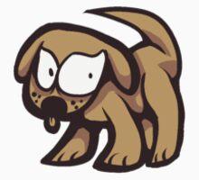 Runaway Dog Sticker by ringor