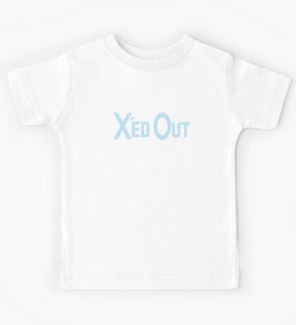 X'ed Out Kids Tee