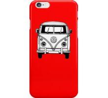 Volkswagen VW Bus Van iPhone Case/Skin