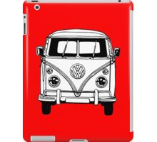 Volkswagen VW Bus Van iPad Case/Skin