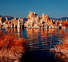Tufa by steveberlin