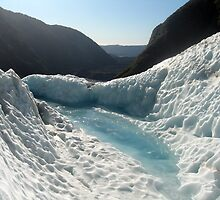 Glacial Melt Pool by Cheryl Parkes
