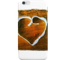 Ribbon Heart iPhone Case/Skin