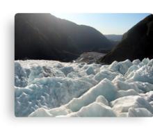 Franz Josef Glacier Canvas Print