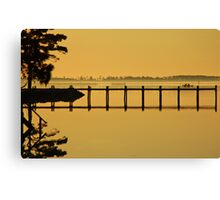 This Way to Tranquility Canvas Print