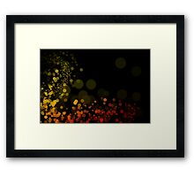 Color Light Framed Print