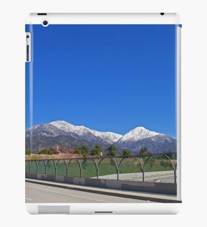 SoCal Winter Panorama iPad Case/Skin