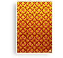 Yellow Yellow Yellow Canvas Print