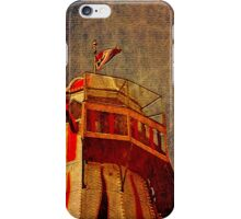 The tower where i live iPhone Case/Skin