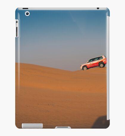 dune bashing iPad Case/Skin