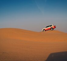 dune bashing by milena boeva