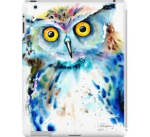 """Owl"" iPad Case/Skin"