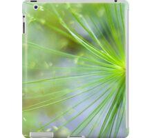Radiating (Dwarf Papyrus)  iPad Case/Skin