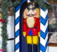 THE NUTCRACKER by mlynnd